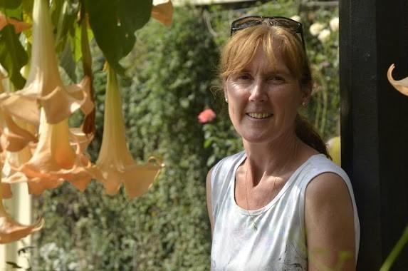Anita Onwezen Garden of Dreams klein Geo