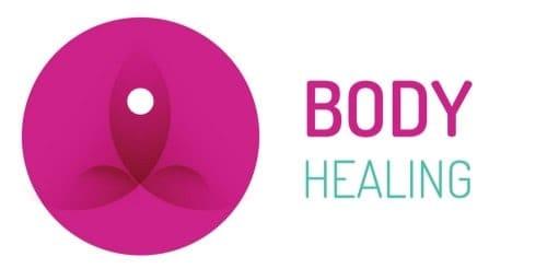 Logo Body Healing Geo